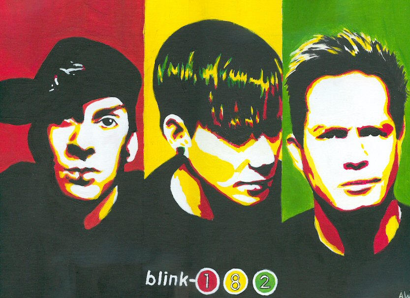 Blink 182 by Placebobitch