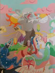 College Project - Cardstock MLP