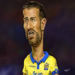 David Garcia UD Las Palmas 2018 by wufus