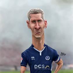 Steve Morison Millwall FC