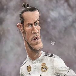 Gareth Bale Real Madrid CF