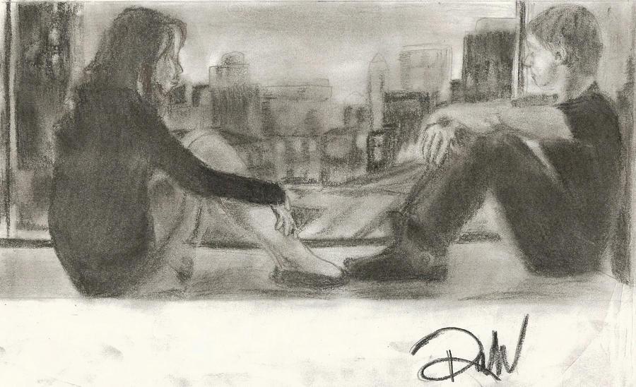 Hunger Games Peeta Drawing Rachel s HUNGER GAMES