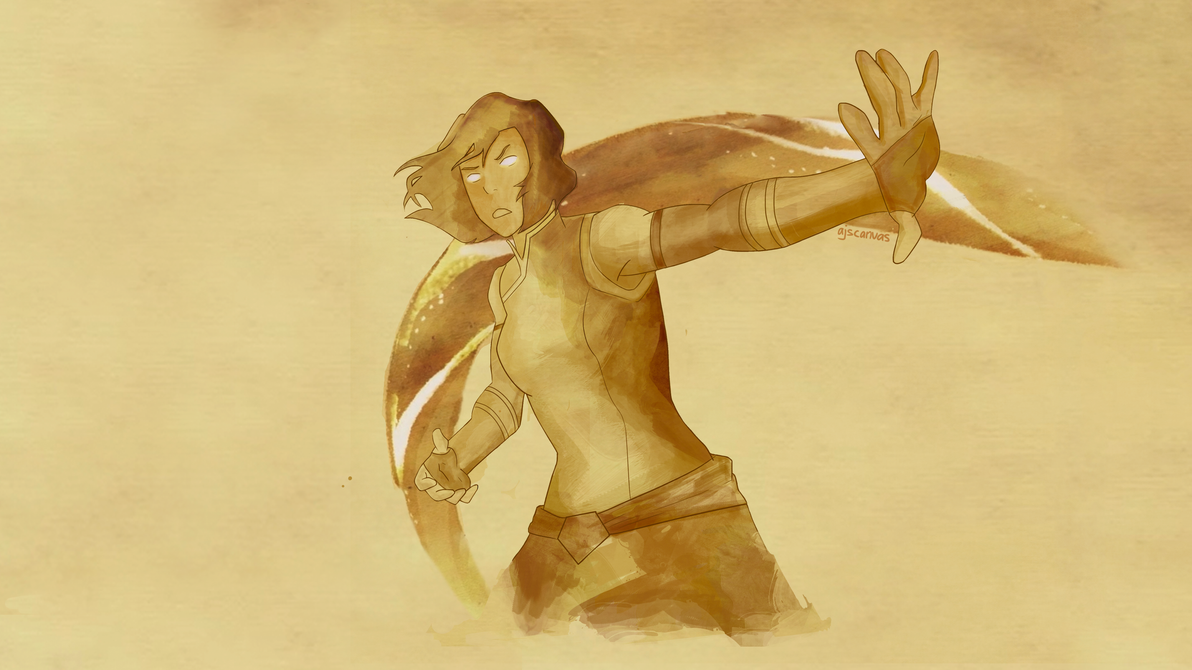 The legend of korra wallpaper korra by ajscanvas on deviantart the legend of korra wallpaper korra by ajscanvas voltagebd Images