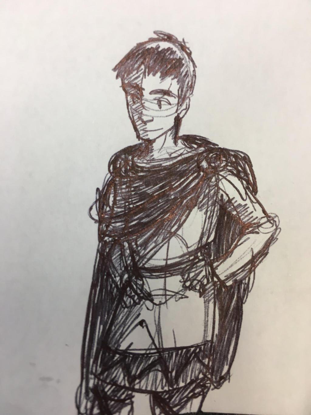 Romano-Briton Sketch