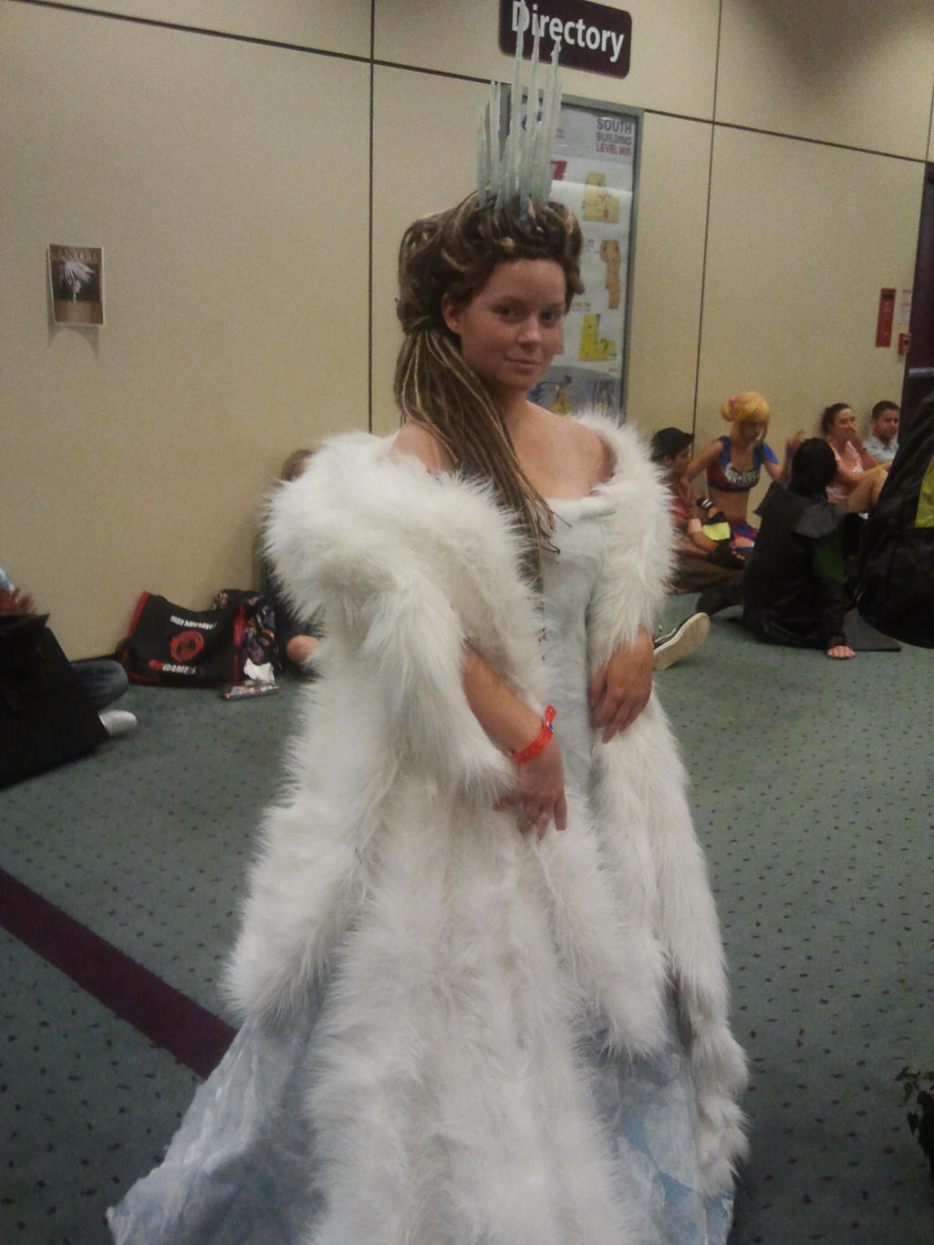 FanExpo 2012 - 'Jadis' White Witch Narnia Cosplay by RYUSUSKE on ...