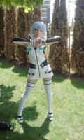 Anime North 2014 - Rei Cosplay