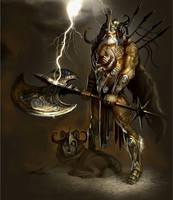 Odin by ArtofTy