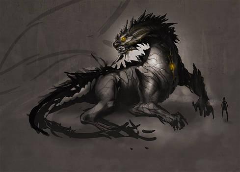 Dark Dragon.