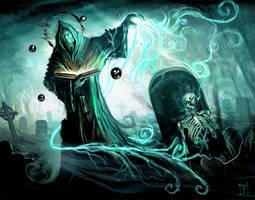 Dark Ritual by ArtofTy