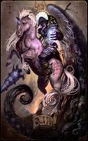 Major Arcana XIII by ArtofTy