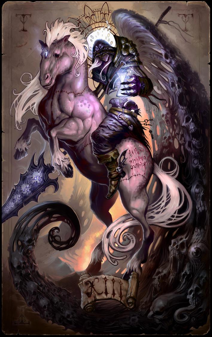 Major Arcana XIII By ArtofTy On DeviantArt