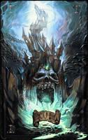 Major Arcana XVI by ArtofTy
