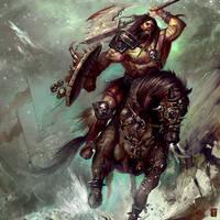 Chaos Marauder by ArtofTy