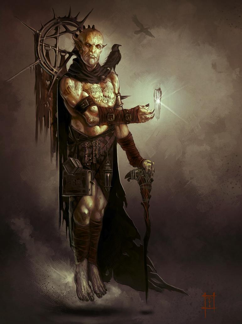The Shard Dealer by ArtofTy