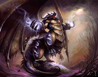 Dragonspawn by ArtofTy