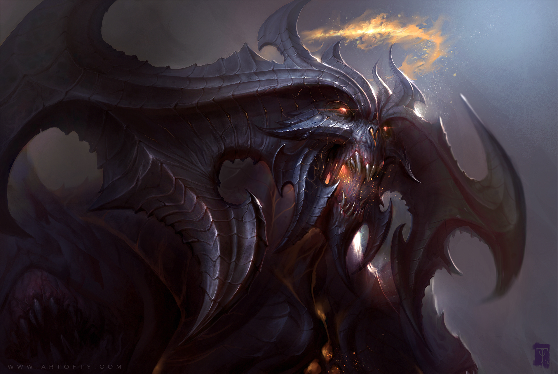 Diablo 2012 by ArtofTy