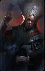 Major Arcana V by ArtofTy