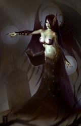 Morgana by ArtofTy