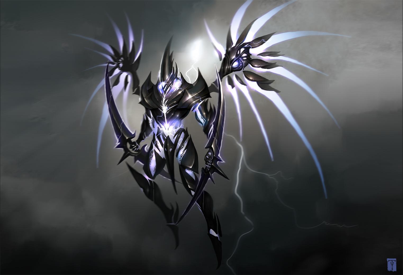 Steel Angel by ArtofTy
