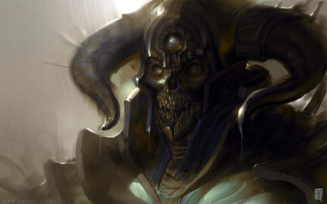 Hexen by ArtofTy