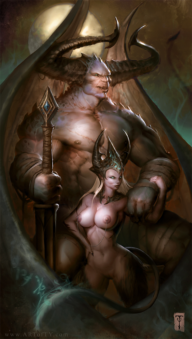 erotica for women demon