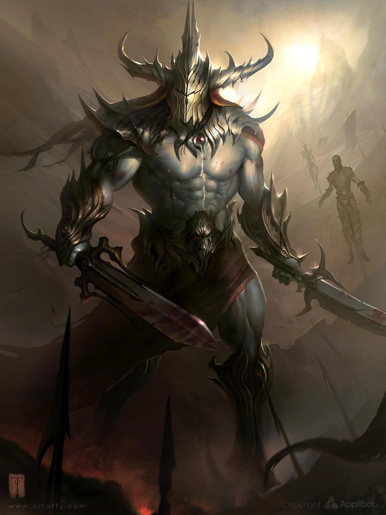 The Impaler by ArtofTy
