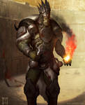 Hex - Veteran Gladiator