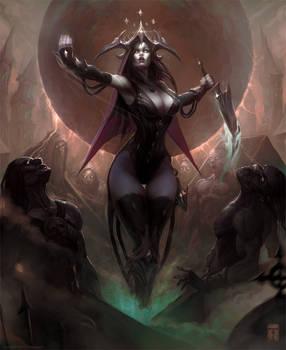 Myrym Empress of the Crypt