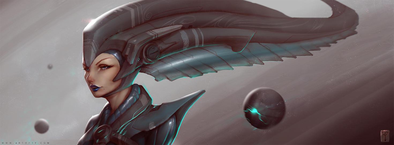Exosuit Aquanaut by ArtofTy