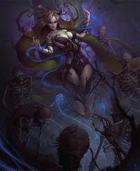 Baroness Floriana by ArtofTy