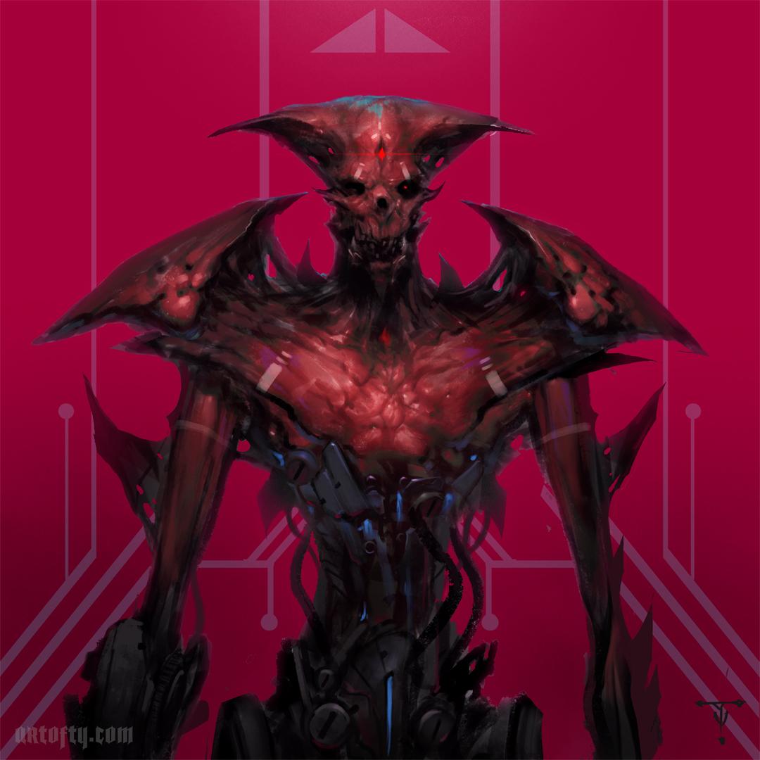 Synth Demon