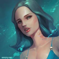 Aqua Annie
