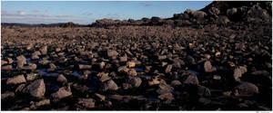 Stones' desert by zapzoum