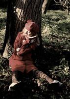 Le petit Chaperon rouge IV by zapzoum