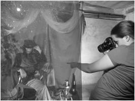 Behind the photograph III by zapzoum