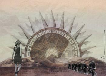 Entering the wheel of fortune by zapzoum