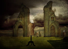 les contemplateurs by zapzoum