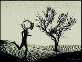 running by zapzoum