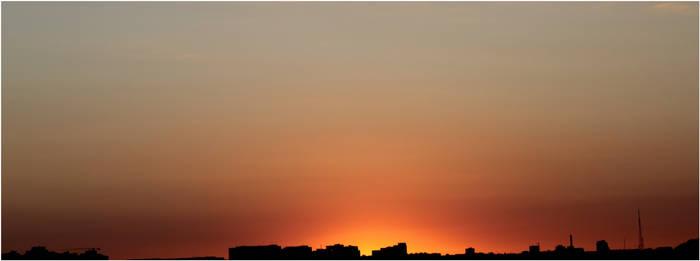 meet the sunset