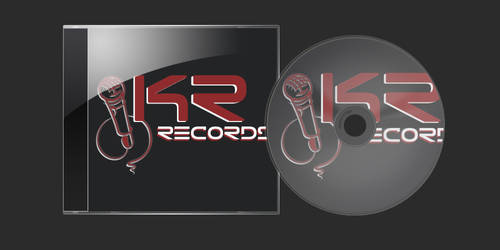 KR Records CD cover