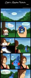 Chiaki's Nuzlocke 1 by Chiakiro