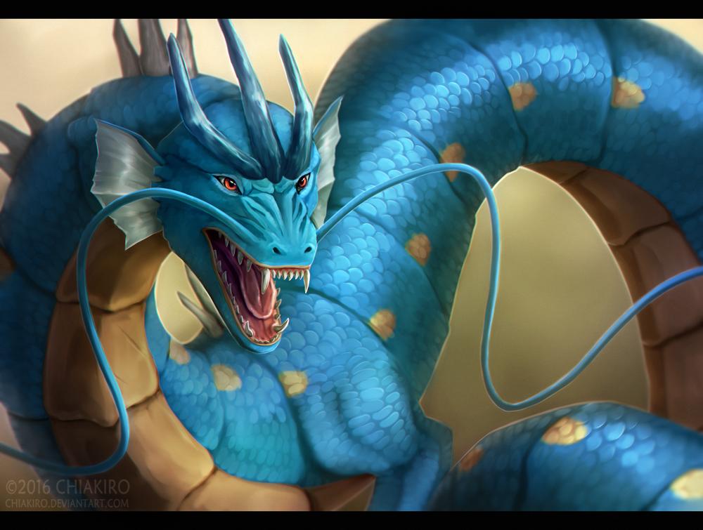 Like a Dragon by Chiakiro