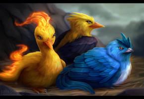 Legendary Babies by Chiakiro