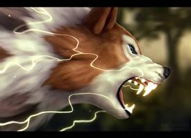 Fang of Thunder by Chiakiro