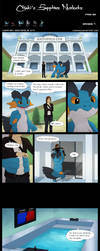 Chiaki's Nuzlocke 99 by Chiakiro