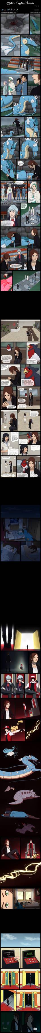 Chiaki's Nuzlocke 110