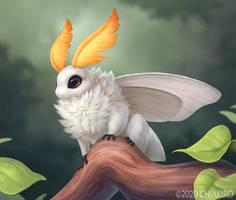 Moth creature