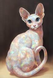 Opal Sphynx