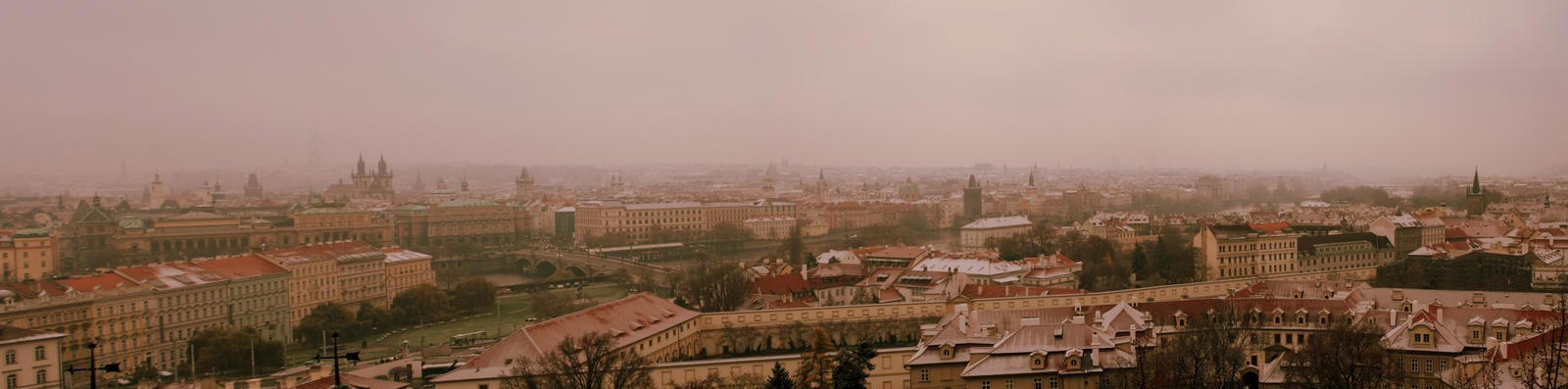 City of a Hundred Spires by oh-hell-no69