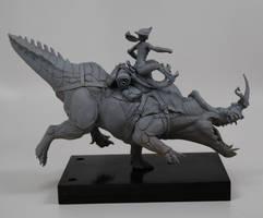 Monster Rider1 by jerpelletier
